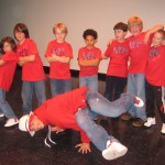Breakdance Party