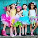 Tutus and Tennies Party