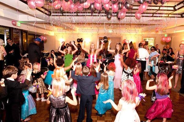 Dance Birthday Party Los Angeles