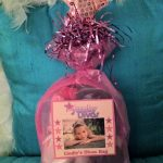 with your child's photo on the front filled with Headsets, Sparkle Diaries or Kitty Stuffed Animals, Marabou Pens, Cellphone Lipgloss & Cool Funky Dude Bags for the boys 10 bag min. <br/>($18 each) <br/>OR NOT personalized <br/>($12 each)