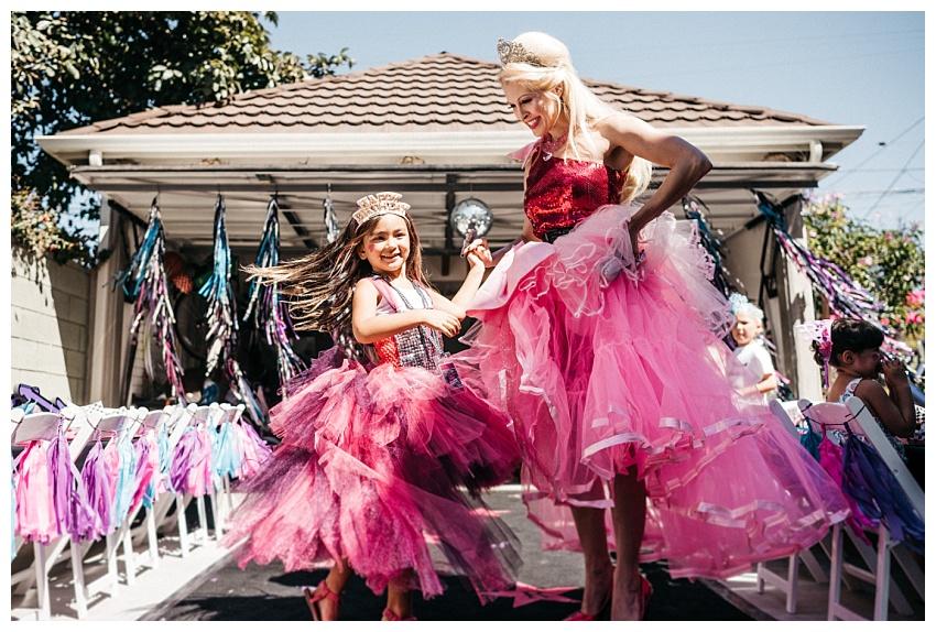 Kid's Birthday Parties in Los Angeles