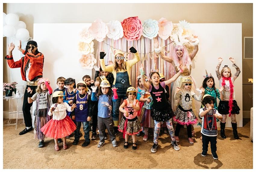 LA Kid's Birthday Party Entertainment