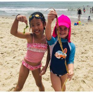 Kid's Camp in Santa Monica