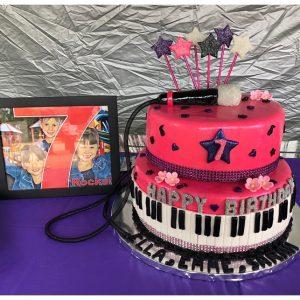 Amazing kids birthday cake