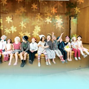 Kids Popstar Winter Camp