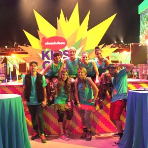 Funky Divas & Dudes nickelodeon kids choice awards