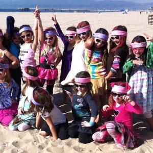 Kids Dance Beach Camp Santa Monica
